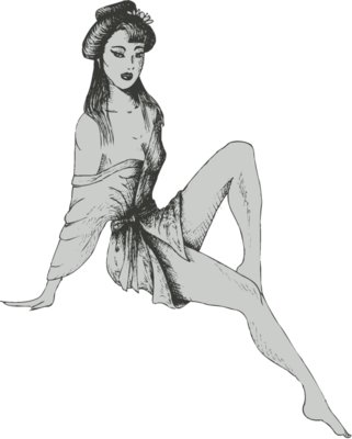 Pin Up girl 7
